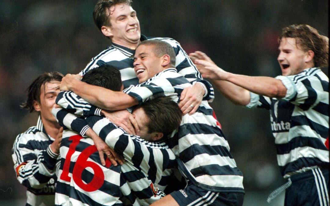 """Weeste noch? 7. April 1997 – Die Geburtsstunde der """"neuen"""" Hertha"""