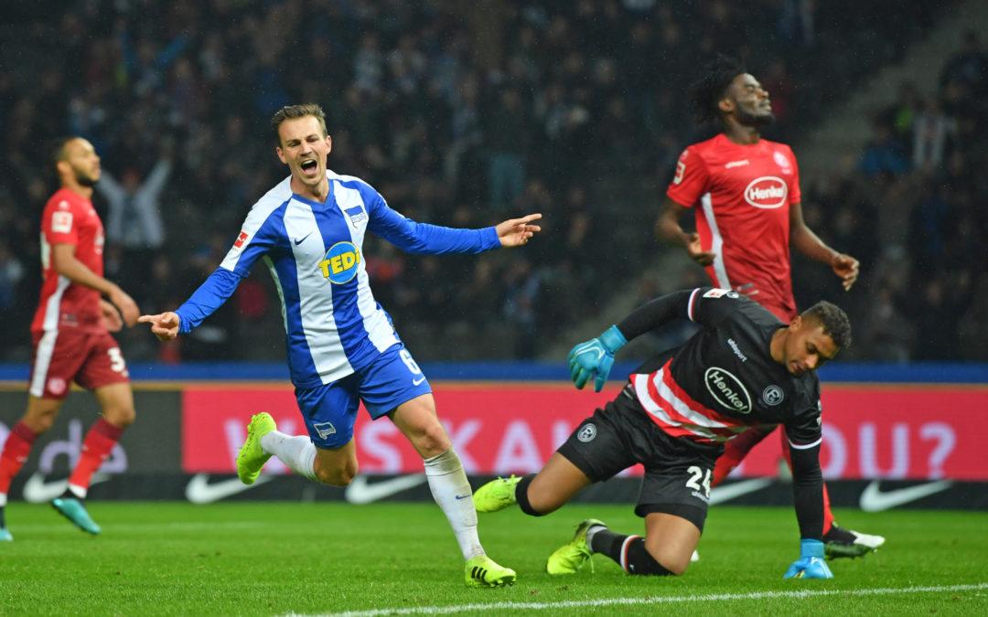 Herthaner im Fokus: Hertha BSC – Fortuna Düsseldorf