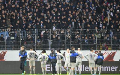 Herthaner im Fokus: Eintracht Frankfurt – Hertha BSC