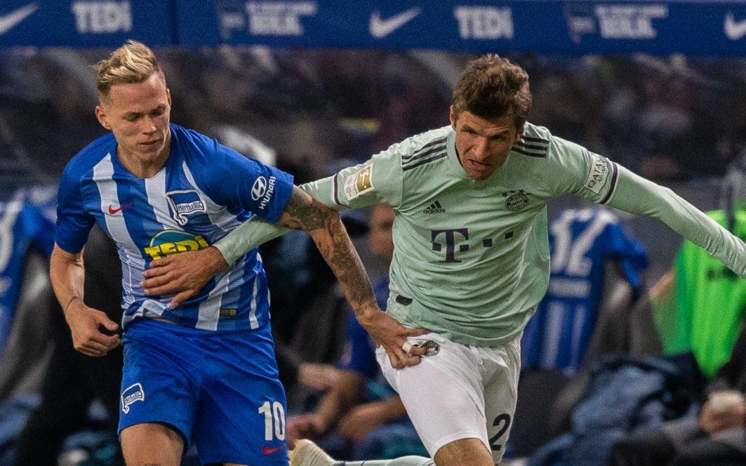 Hertha BSC – FC Bayern München: Wunder wiederholen