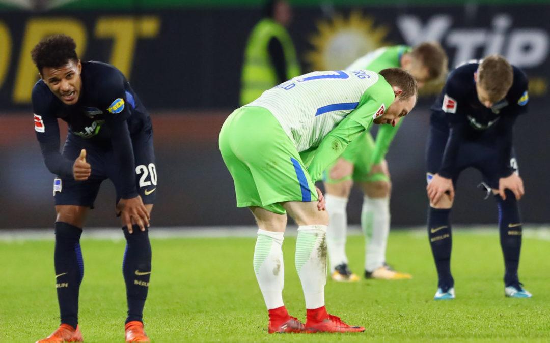 VfL Wolfsburg – Hertha BSC: Spektakel im Abstiegskampf?