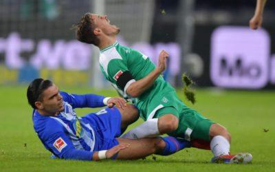 Hertha BSC – SV Werder Bremen: Nur Zuhause holen wir nichts