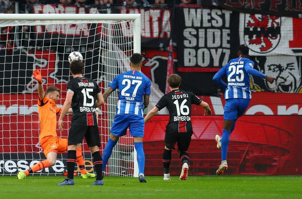 Bayer Leverkusen – Hertha BSC: Jeder Punkt zählt