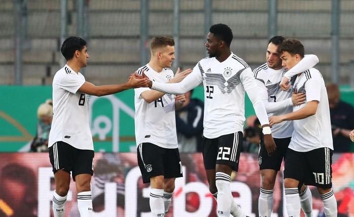 Herthas Talente – die Zukunft der Nationalmannschaft